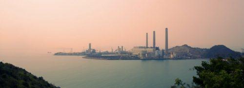홍콩에서 바라본 중국 공장, On the beautiful Lamma Island, Hong Kong, Photo by ben-tatlow
