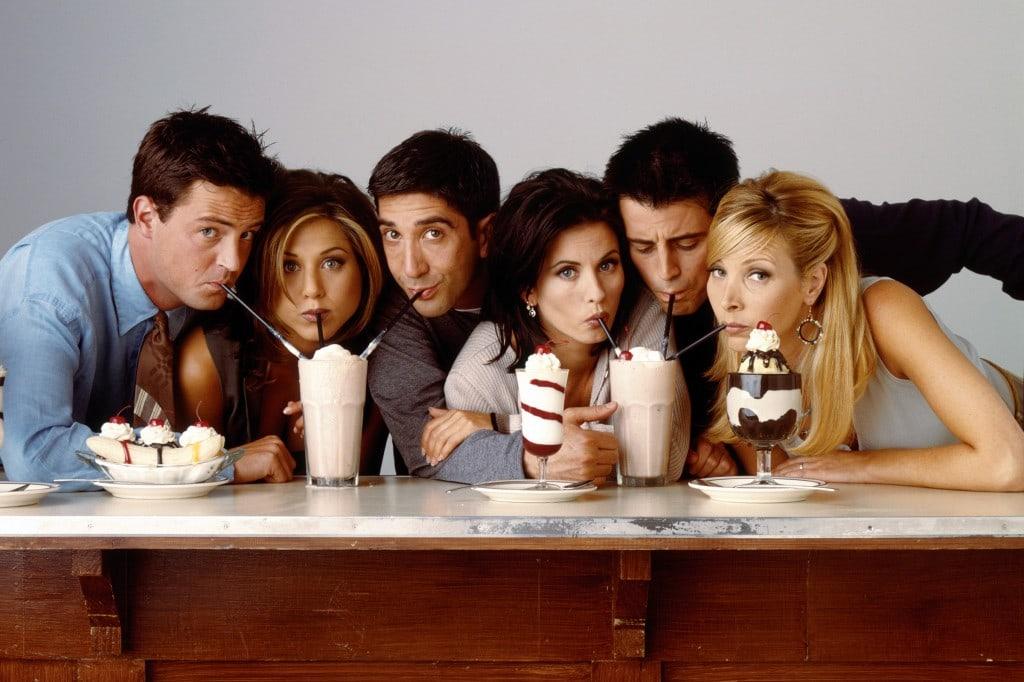 25년이 지나도 여전히 인기있는 미드 프렌즈(Friends), Image from NBC