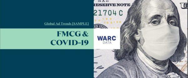 WARC 글로벌 광고 트렌드 보고서 - FMCG & COVID-19 표지