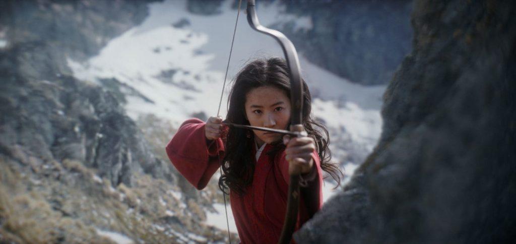 디즈니 영화 뮬랸2 장면, Disney Mulan final trailer, 020320, Image from Disney IR