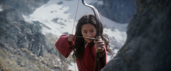 디즈니 영화 뮬랸2 장면, Disney Mulan final trailer, 020320, Image from Disney IR