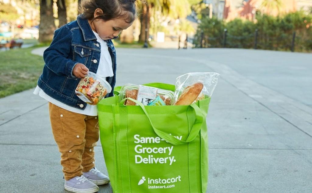 온라인 식료품 스타트업 인스타카트, Onlie Grocery delivery startup Instacart