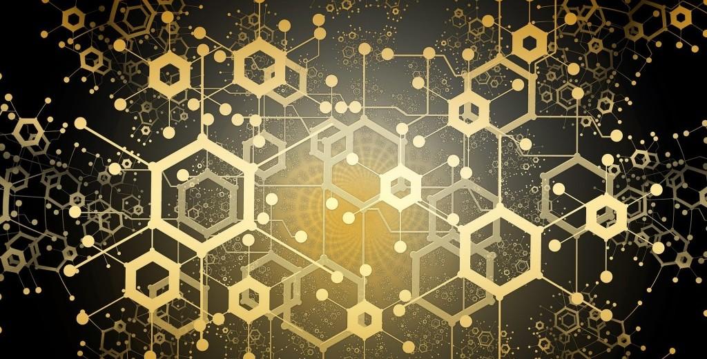 블록체인 데이타 연결 이미지, block chain, Photo by geralt