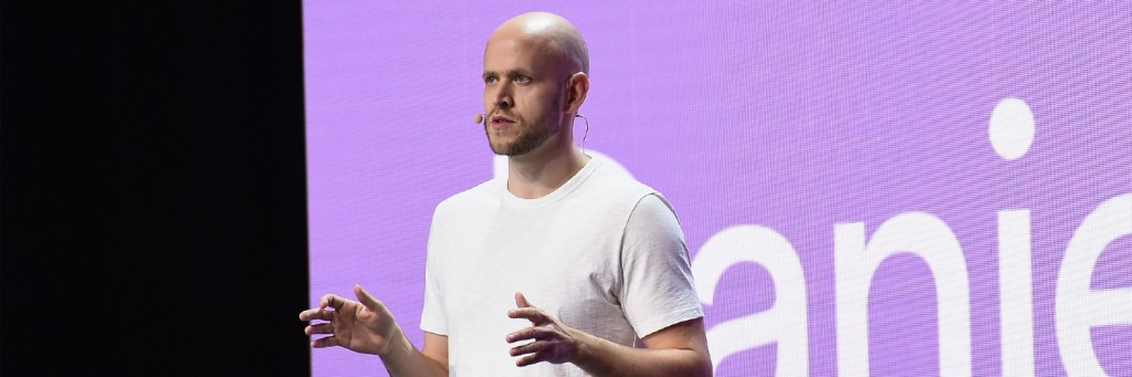 스포티파이 CEO Daniel EK, spotify pr, Photo from Spotify