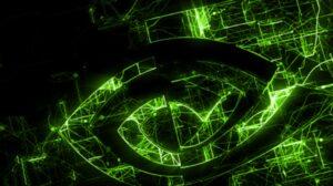 엔비디아 로고, nvidia logo