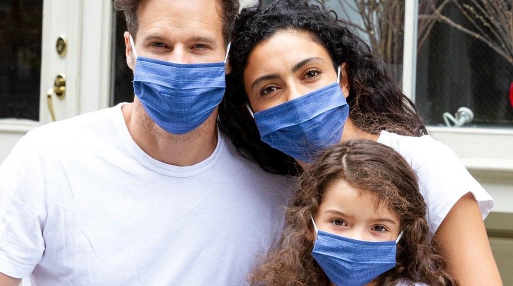 의류업체 갭에서 판매중인 마스크, Face Mask by Gap, Image from Gap