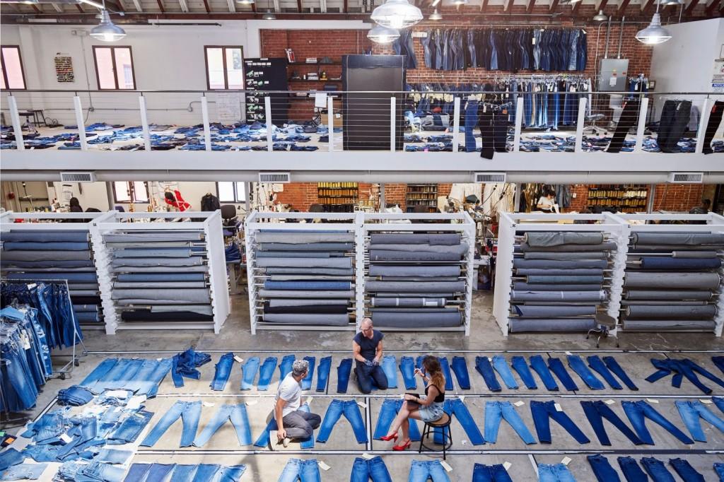 리바이스 사례, 리바이스 유레카 혁신 연구소, Eureka Innovation Lab, Image from fortune