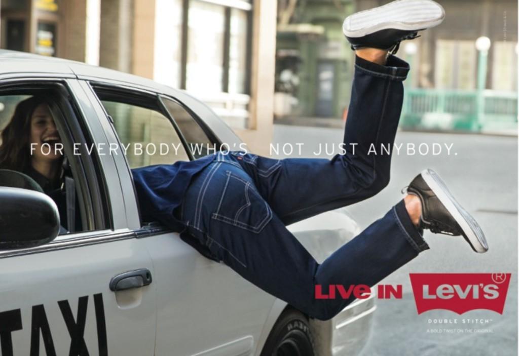 리바이스 Live in Levi's 캠페인