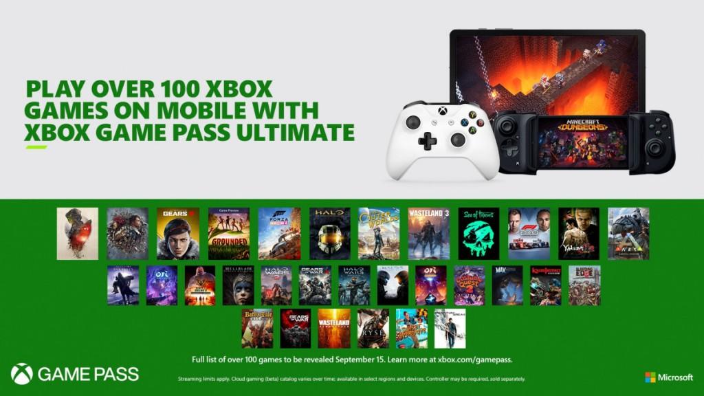 마이크로소프트 게임, 마이크로소프트 클라우드 게임 서비스 게임 패스(Game Pass)