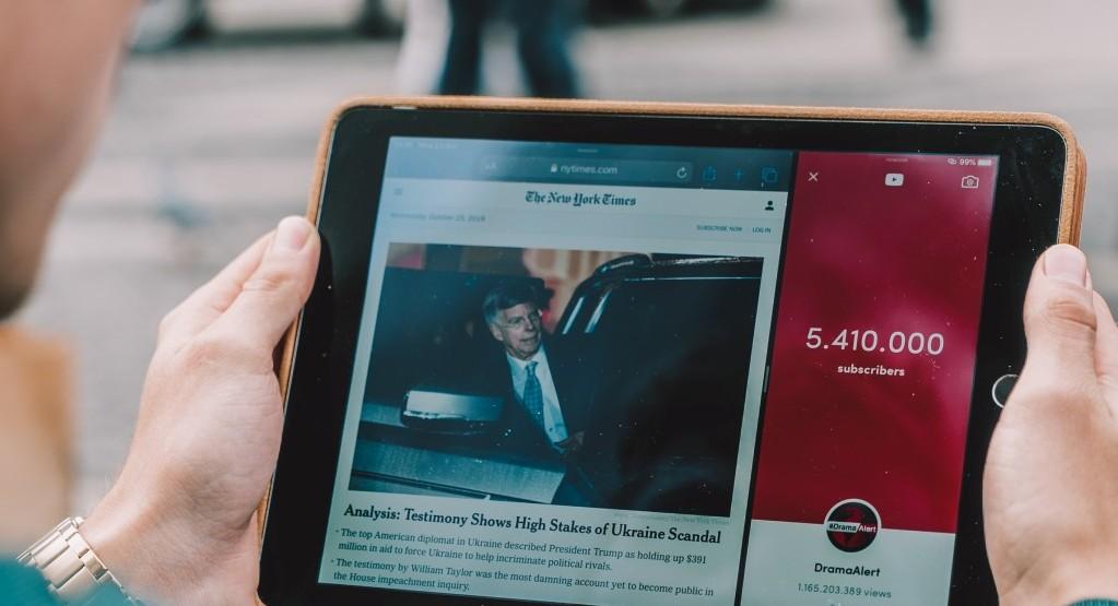 뉴욕타임스 CEO가 전하는 뉴욕타임스 디지탈 전환 성공 비결 1