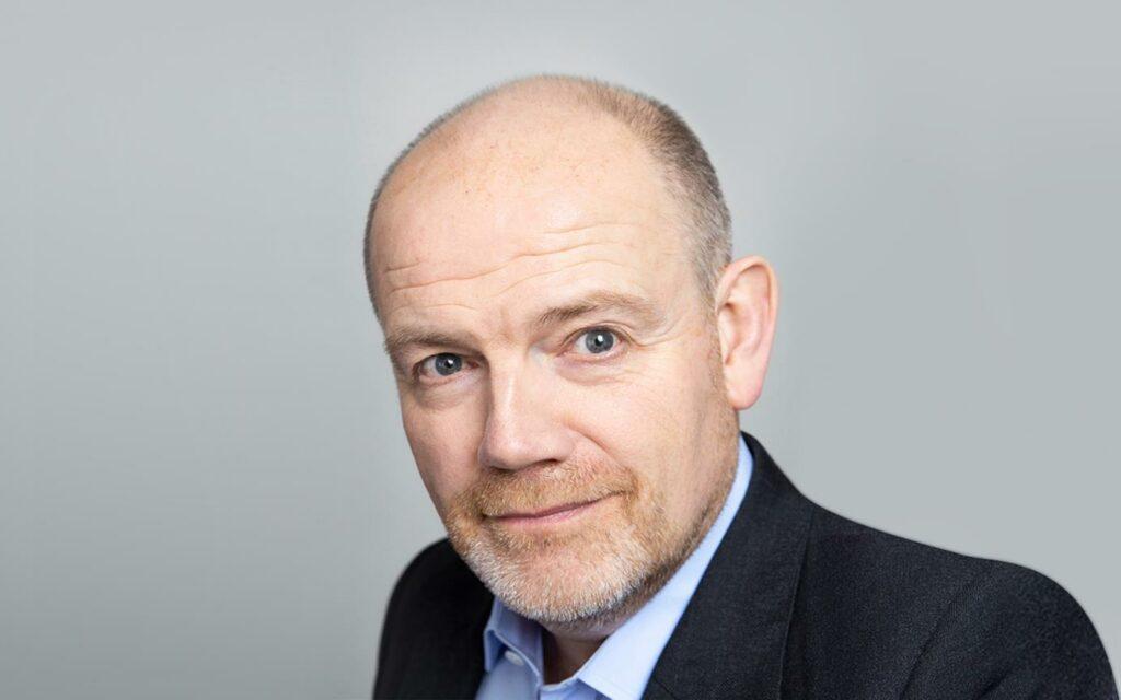 2012년 말부터 뉴욕타임스 CEO로 재직하면서 뉴욕타임스 디지탈 전환을 이끈 마크 톰슨(Mark Thompson), Image from Mckinsey