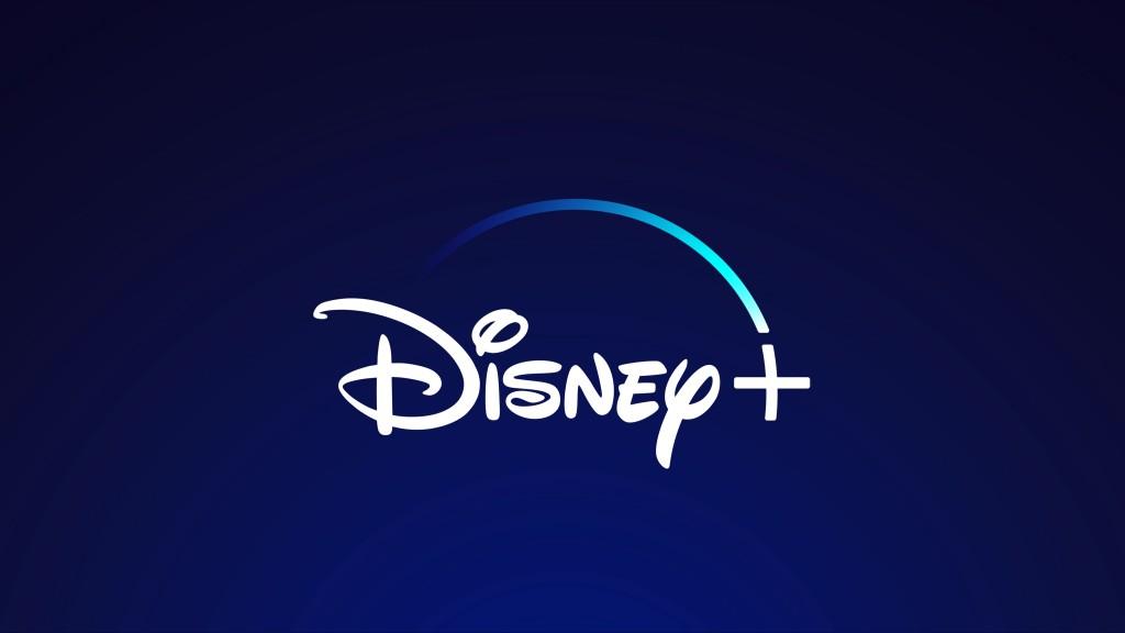 디즈니플러스 로고, Disney+ Logo