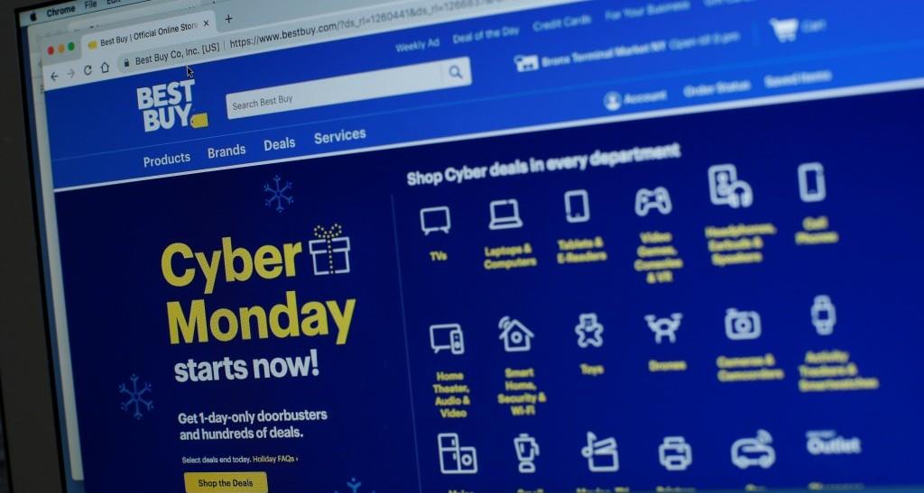 베스트바이 사이버먼데이 광고, Best Buy Cyber Monday ads