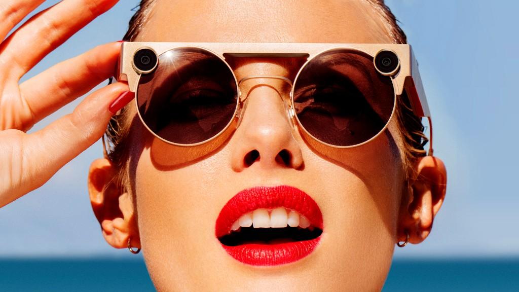 스냅 스펙터클스 글래스, Snap PRIMARY Spectacles3 Campaign, Image from Snap