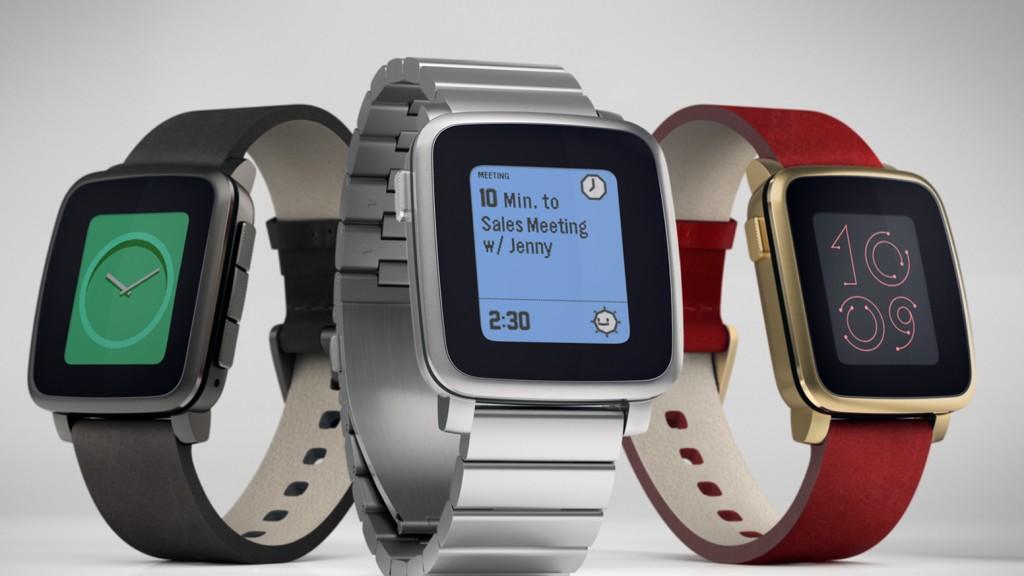 페블 스마트 워치, Pebble Smart watch