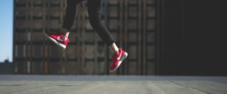 나이키 점프, Nike jump, Photo by bantersnaps