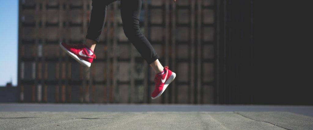 나이키 점프, Nike jump, Photo by bantersnaps