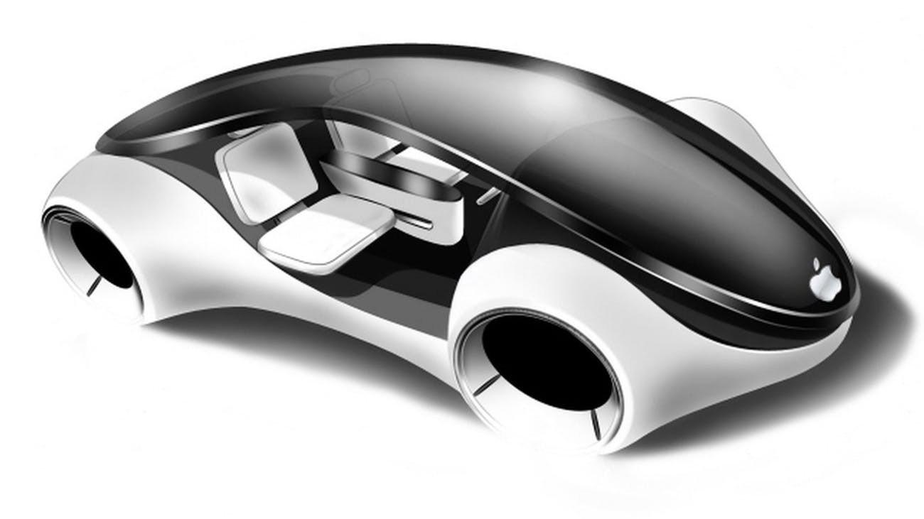 애플카 컨셉 애플 자율주행차 내부 및 측면 모습 Apple Car Inside Aristomenis Tsirbas