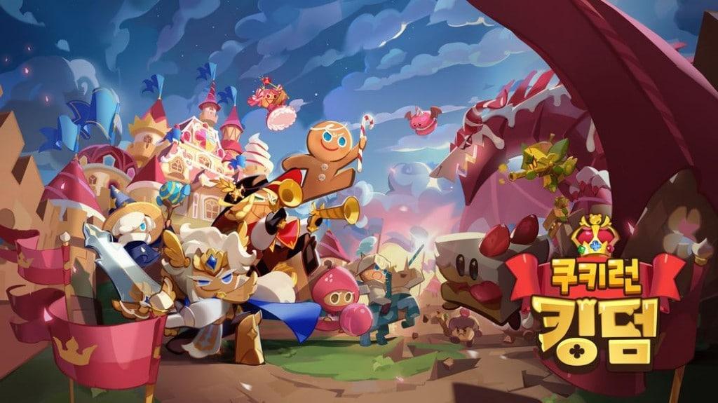 데브시스터즈 모바일 게임 쿠키런 킹덤 , Image from Devsisters