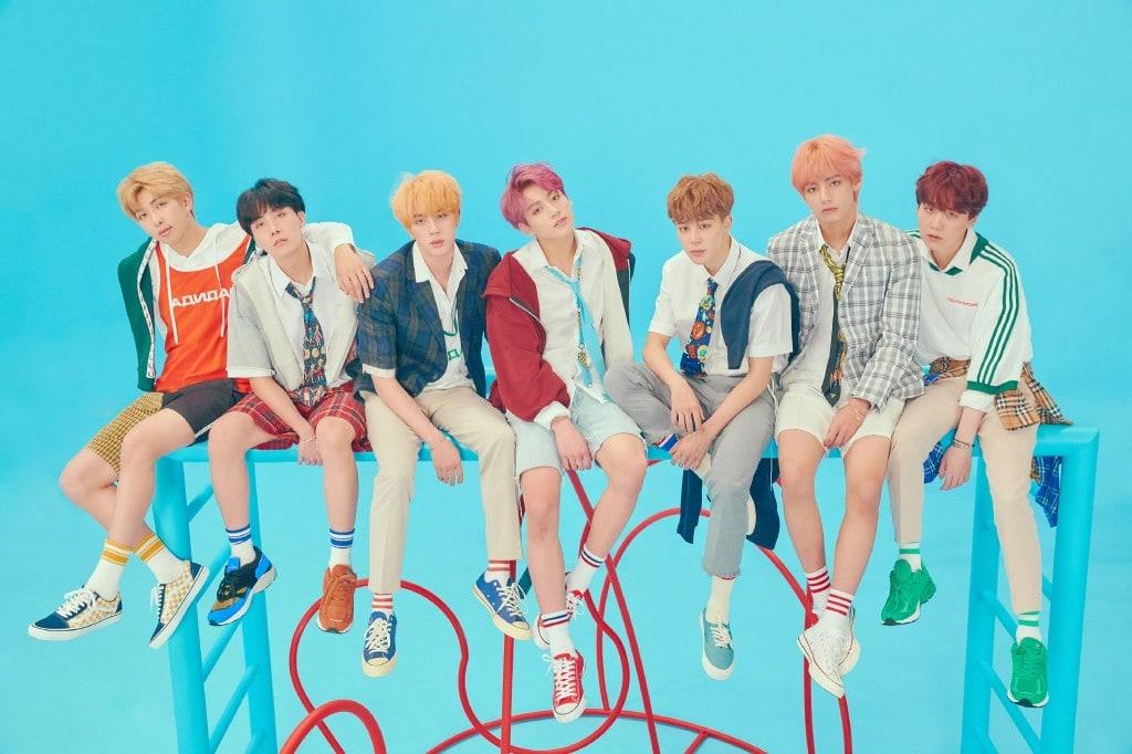 방탄소년단, BTS, Album LYS Answer ver F - BTS