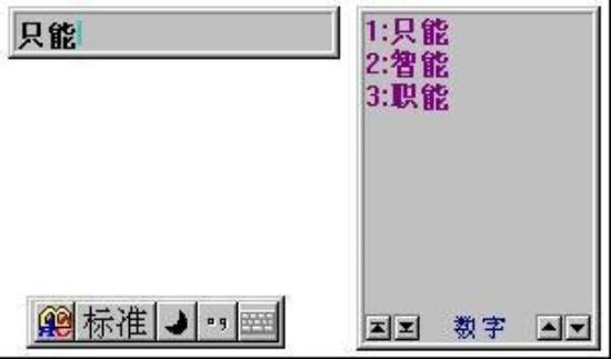 Smart ABC Input Method, 1995