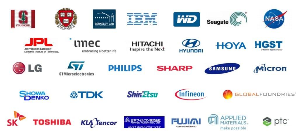 파크시스템스 주요 고객사, 2021년 3월 파스시스템스 IR 보고서 중에서