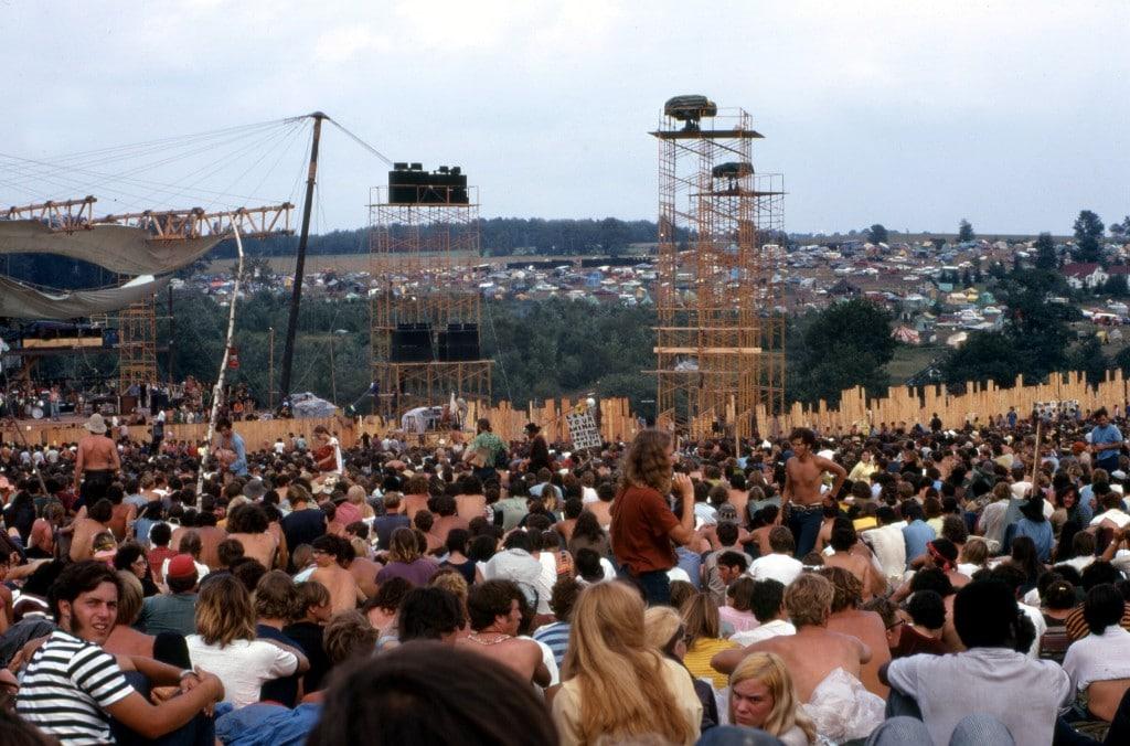 1969년 우드스탁 페스티벌, Woodstock Music and Art Fair, Image from Wiki