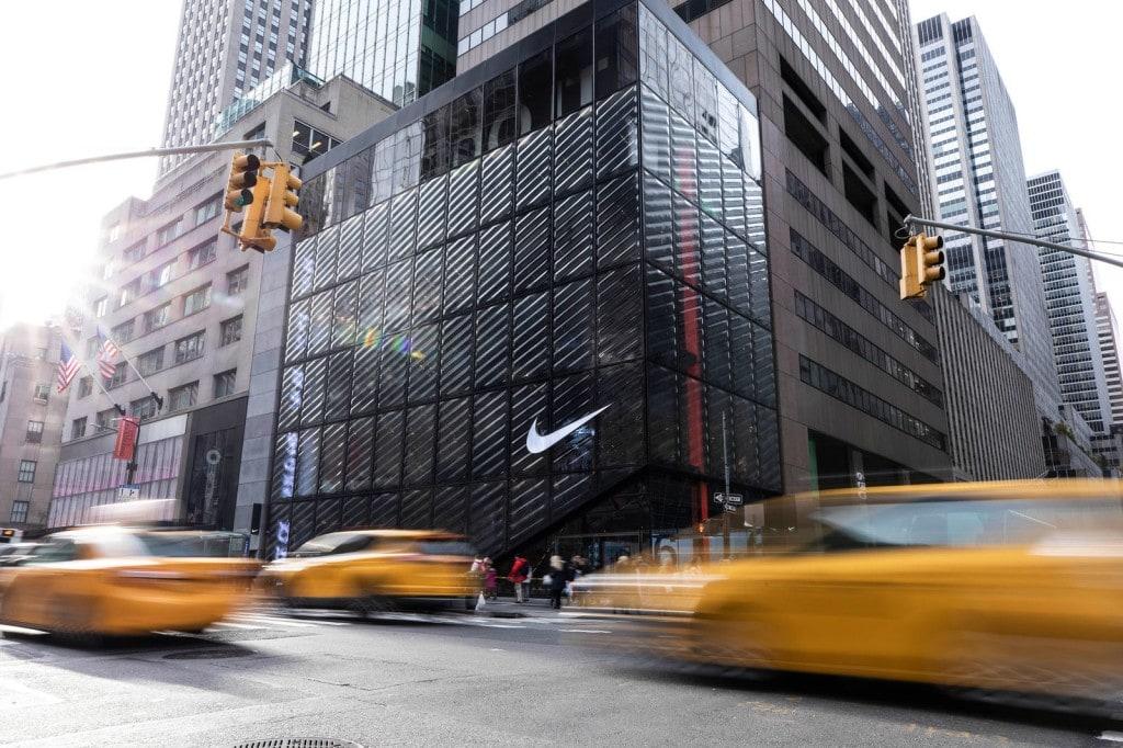 2018년 오픈한 뉴욕 소재 나이키 플래그쉽 스토어, Nike NYC House Of Innovation, Image from Nike