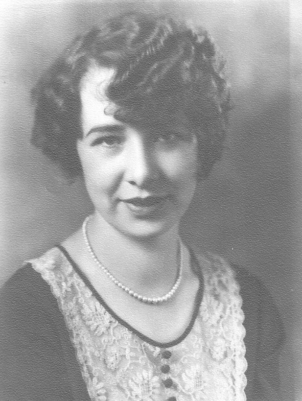 JBL 창업자 란싱(James Bullough Lansing)의 부인 Glenna Peterson Lansing((1904~2001)