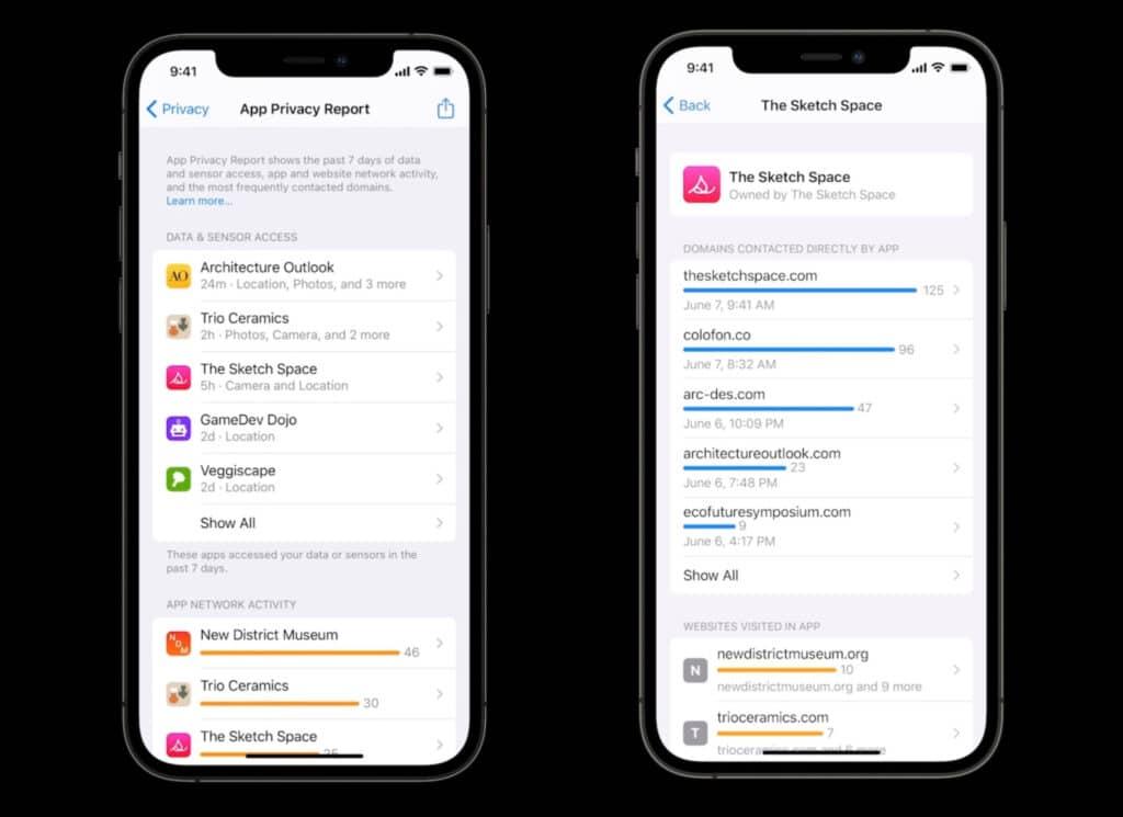 애플 iOS 15 개인정보보호 정책, Imager from TechCrunch