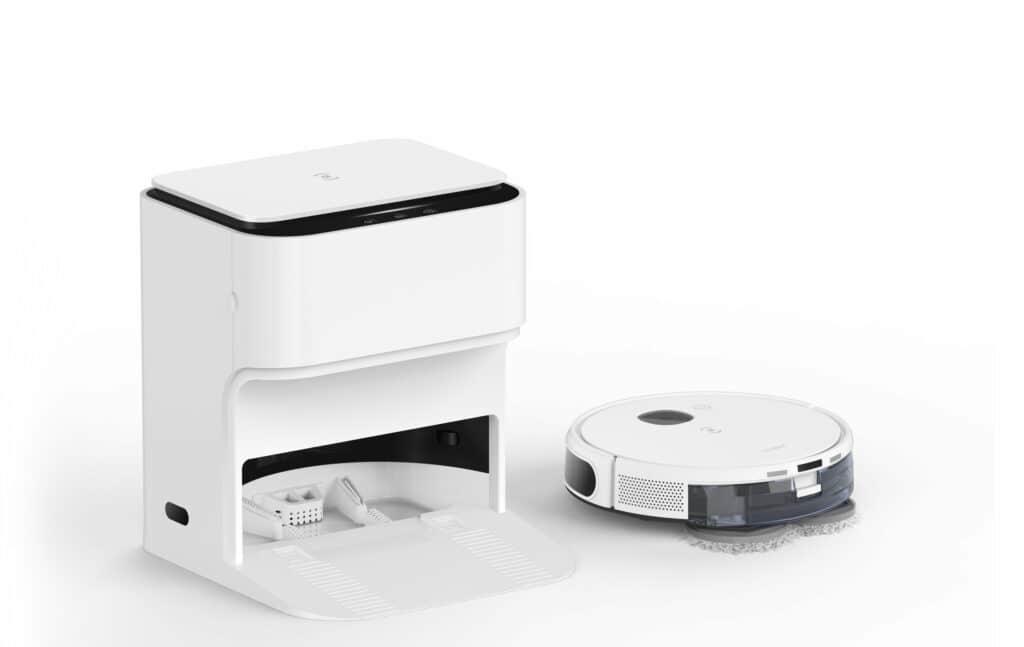 iIF 디자인 어워드 2021 수상작, 자율 청소 로봇, DEEBOT N9+, iF design awards 2021