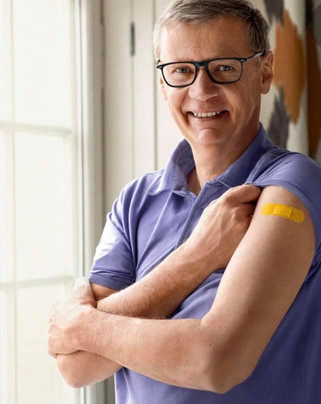 코로나 백신 캠페인 광고에서도 느껴지는 프랑스와 독일의 차이점 1