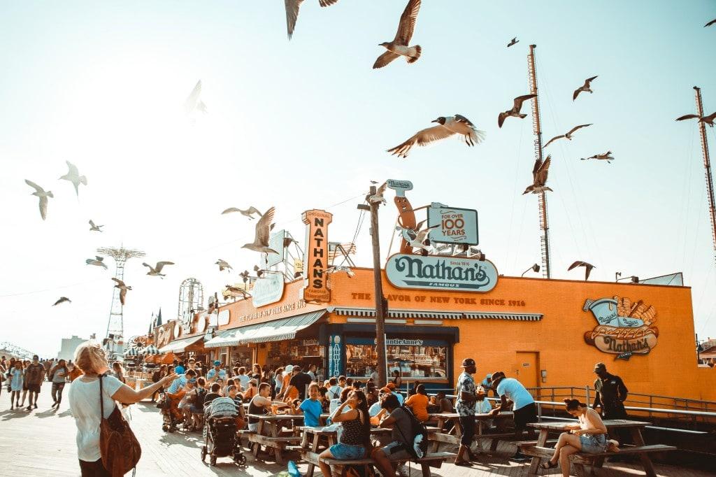 미국 관광지 코니 아일랜드, Coney Island, United States, Phoot by Benjamin Voros