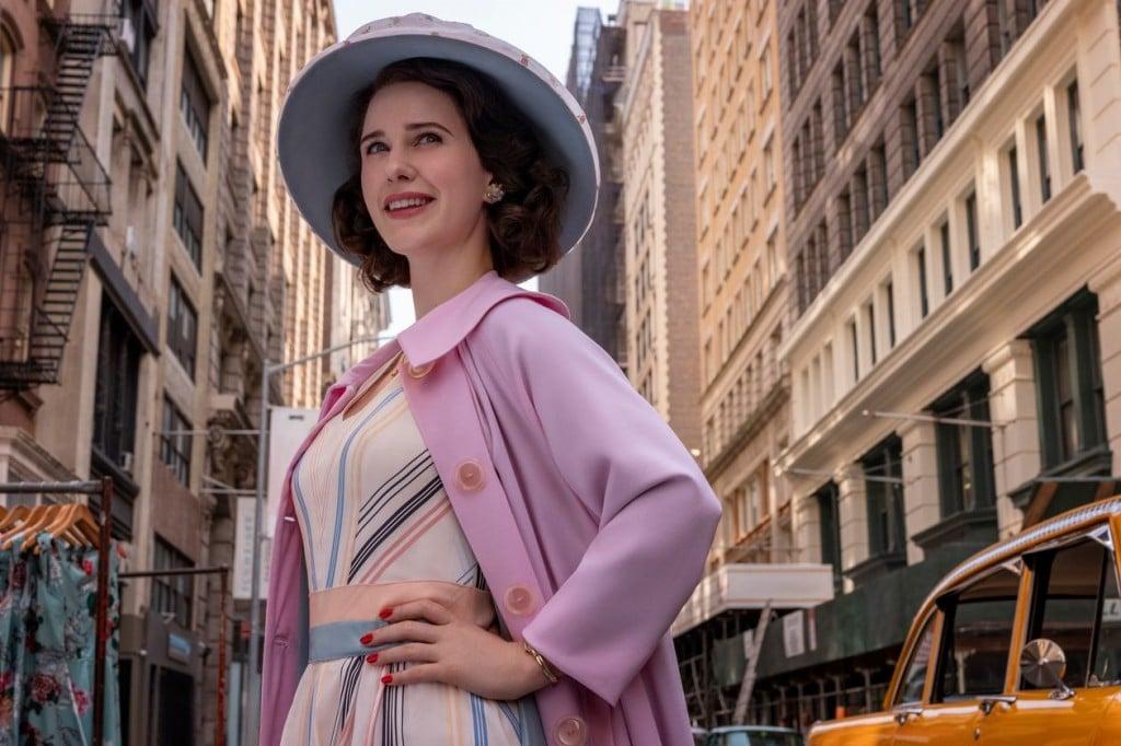아마존 스튜디오에서 가장 성공한 콘텐츠 중의 하나로 꼽히는 Marvelous Mrs. Maisel는 시즌 3까지 진행되면서 인기를 얻었음, Imager from Amazon Studios