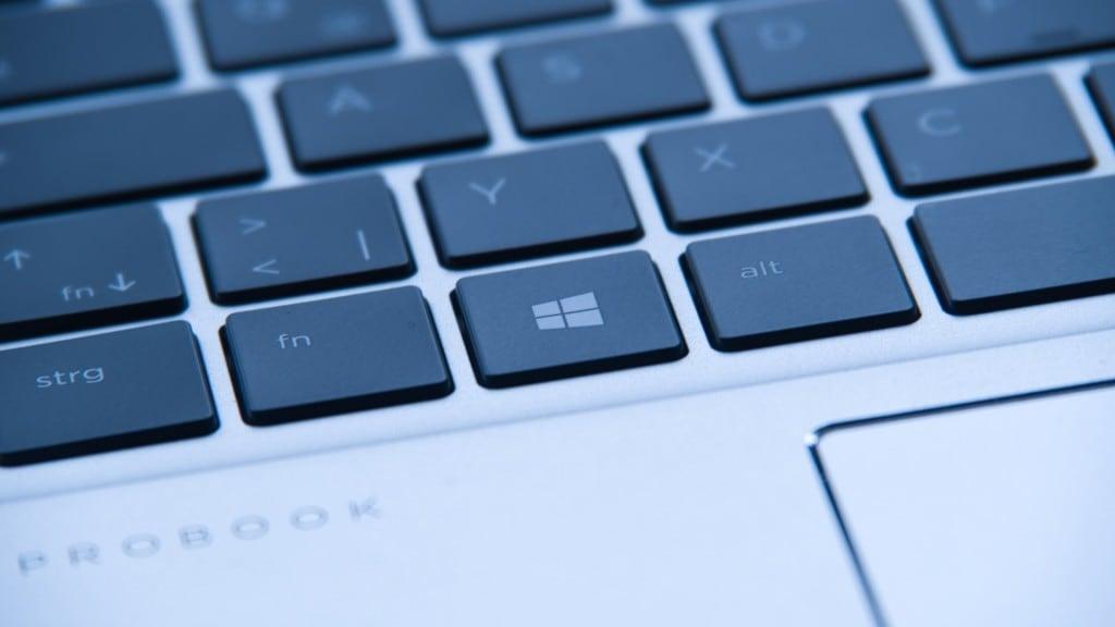 윈도우 키보드, windows keyboard, Photo by AnonymAT