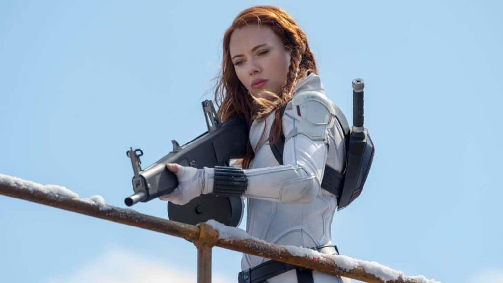 디즈니 영화 블랙윈도우에 출현한 스카렛 요한슨, Black Widow Scarlett Johansson, Image fro Mavel