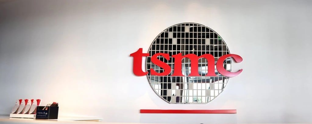 TSMC 제품 전시실 모습, Photo by Ann Wang via REUTERS